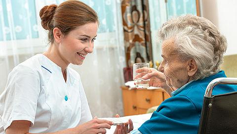 Tientallen verpleeghuizen onder de maat