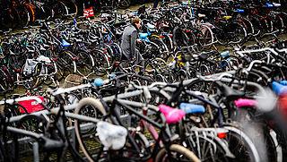 Minder fietsendiefstal dankzij lokfietsen