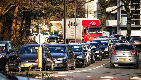 Automobilisten legden meer kilometers af en stonden korter in de file in 2017