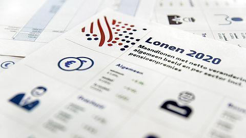 'Nettoloon gemiddeld tientallen euro's hoger in 2020'