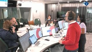 Radio-uitzending 19-05-2018