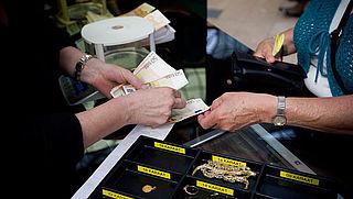 Goudprijs stijgt naar hoogste niveau in 6 jaar