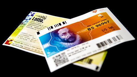 Loterijen gaan verder als Nederlandse Loterij