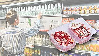 Hoogvliet roept spekblokjes terug vanwege listeriabacterie