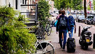 Meldplicht voor toeristenverhuur van Amsterdamse woning