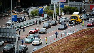 Organiseren verkeersdrukte rond Schiphol is 'hele operatie'