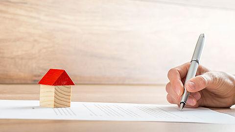 Aantal hypotheekaanvragen met 3,3% gedaald}