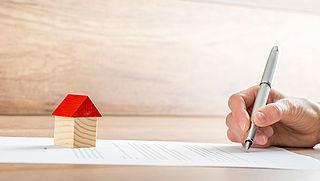 Aantal hypotheekaanvragen met 3,3% gedaald