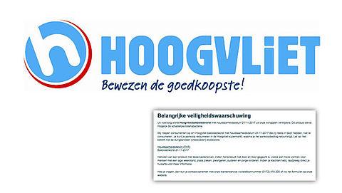 Mogelijk listeriabacterie in bakbloedworst van Hoogvliet