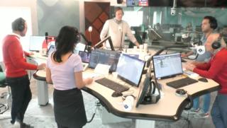 Radio-uitzending 14-04-2018