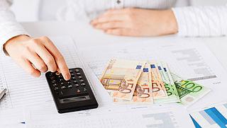 Huishoudens hebben minder schulden