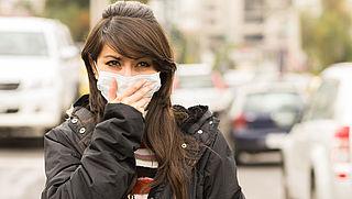 RIVM: 'Smog in zuidoosten kan luchtwegklachten veroorzaken'