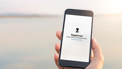 Updates in iOS 12: je telefoongebruik beperken}