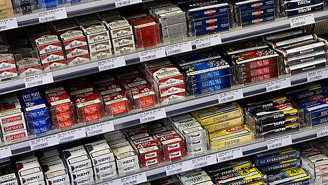 Binnen 5 jaar is tabak niet meer zichtbaar in de schappen}