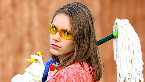 Tips om je huis op een milieuvriendelijke manier schoon te maken