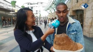 Shoppen met consumenten: goedkope jas en schoenen van 850 euro