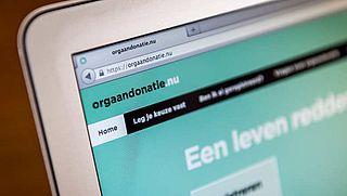 Veel meer neezeggers tegen orgaandonatie
