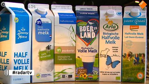 Welke soorten melk zijn er?