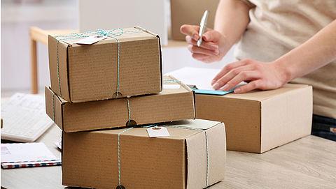 Hoge boete voor gevaarlijke producten in postpakket}