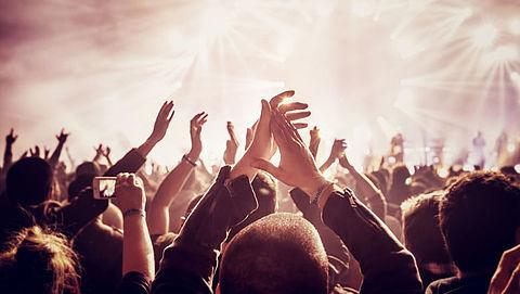 Maximaal geluidsniveau concerten gebaseerd op dragers oordoppen