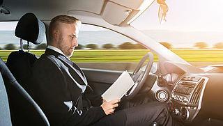 Zelfrijdende auto's mogen de weg op zonder bestuurder
