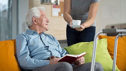 Kamer wil hulp voor mantelzorgers