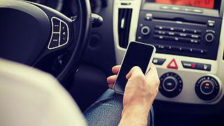 Telefoonslot in dienstauto's Renkum