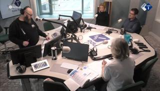 Radio-uitzending 02-03-2019