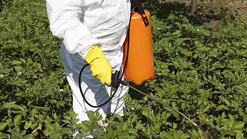 Verkoop pesticiden hoger dan aangenomen}