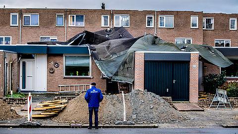 90 miljoen schade aan woonhuizen en auto's door storm