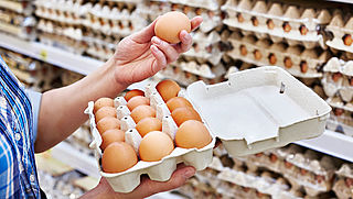 Eierentekort: scharreleieren verkocht met Beter Leven-opdruk