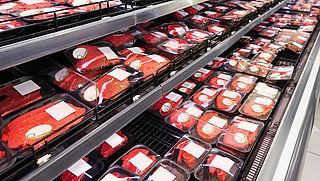 'Meer stuntprijzen met vlees dan in voorgaande jaren'