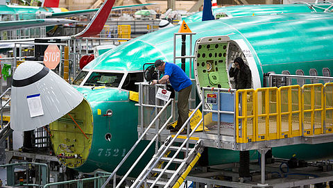 FAA vindt nieuw probleem bij Boeing 737 MAX}