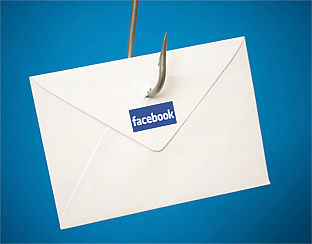 Geklikt op phishing-link in Facebook?