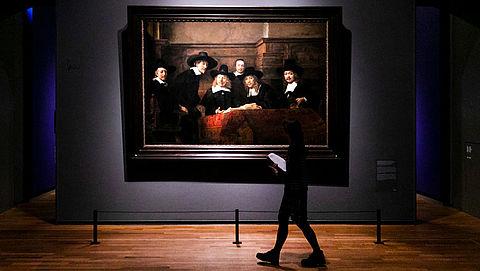 Rijksmuseum toch toegankelijk voor verhinderde kaartbezitters door ov-staking