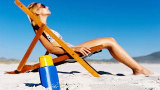 Zonnen en uv-straling