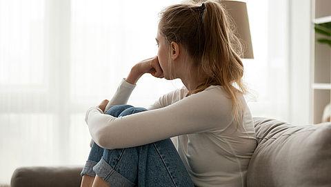 Veel jongeren met mentale klachten zoeken geen professionele hulp