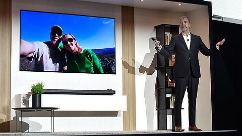 Prijzen OLED-televisies met bijna 90% gedaald}
