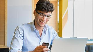 Hoe maak je een back-up van je iPhone of Android-toestel?