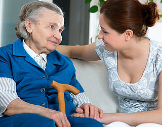Veel ouderen willen in bejaardenhuis wonen