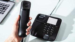 Ongevraagde telefoontjes van bedrijven?