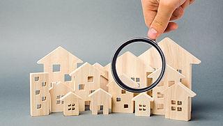 Huurprijs vrije sector stijgt minder snel, huizenprijzen nog steeds in de lift