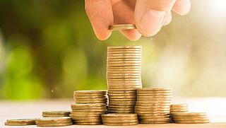 Dekkingsgraad grote pensioenfondsen weer in de lift