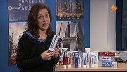 Krijg je echt witte tanden van whitening tandpasta?