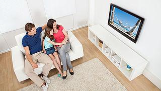 Kijkgenot door groot scherm voornaamste reden voor behoud tv-aansluiting