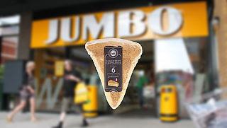 Camembert Jumbo kan gevaarlijk zijn voor de gezondheid