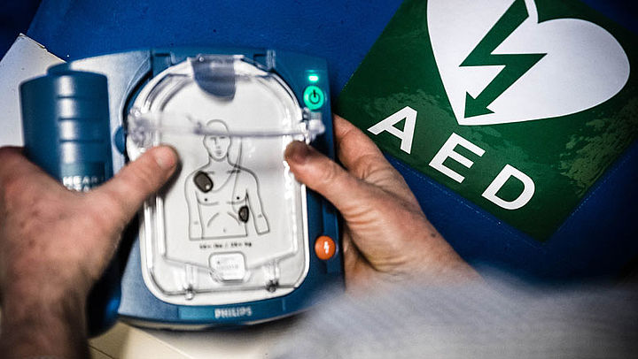 AED's teruggeroepen om ontbreken keurmerk