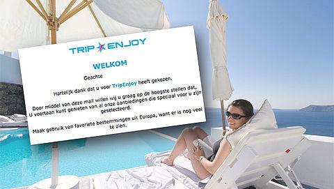 Incasso Trip & Enjoy: betalen of niet?