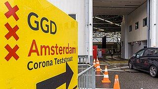 GGD teststraten niet bedoeld voor gezonde mensen die testbewijs willen