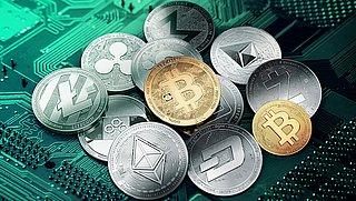 Bitcoin breekt na inzinking weer door grens van 50.000 dollar